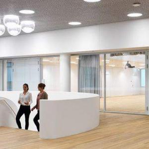 S-Line Ofisleri Cam Bölme Sistemleri