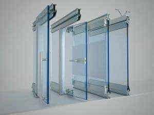 التحليل الفني لقسم Glass Office