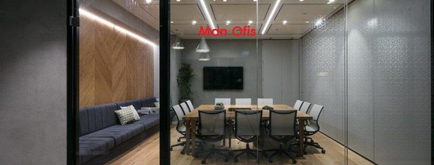 مكتب رجل - مكتب التقسيم اسطنبول