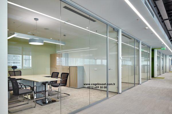 جدار التقسيم مكتب الداخلية