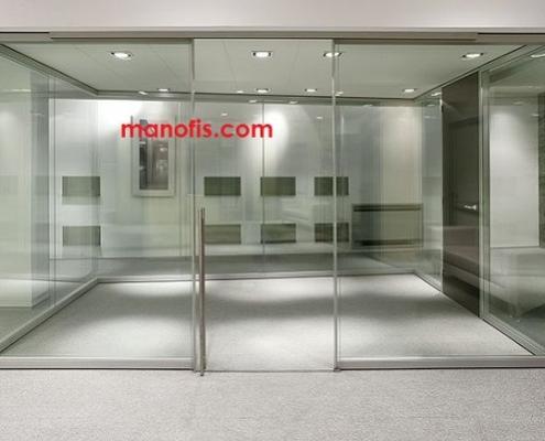 2019 نموذج نظام تقسيم الزجاج
