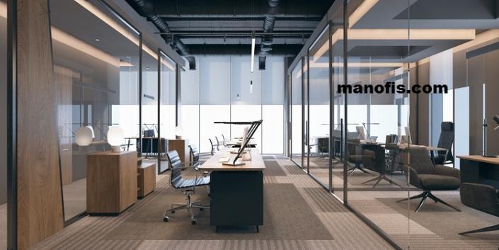 كيفية تصميم المكاتب
